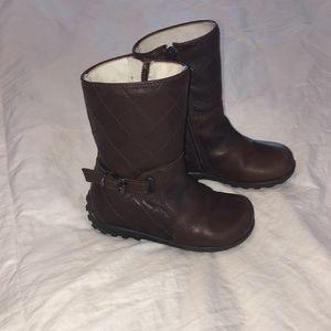 Gallucci Italian Leather Boots